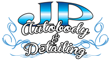 JP Autobody & Detailing Logo