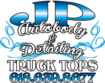 JP Autobody and Detailing Logo